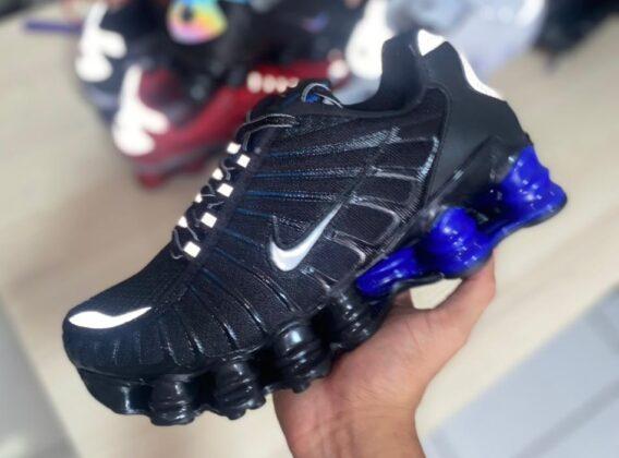 Tênis Nike Shoes TL 12 Molas 2 1 568x420 - Tênis Nike Shox TL 12 Molas